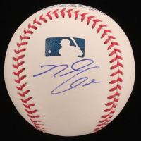 Nolan Arenado Signed OML Baseball (PSA COA) at PristineAuction.com