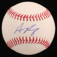 Austin Riley Signed OML Baseball (PSA COA) at PristineAuction.com