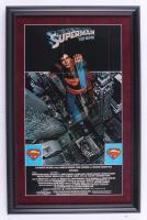"""Superman"" 15x23 Custom Framed Print Display at PristineAuction.com"