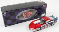 Kurt Johnson Signed 1997 Pontiac Pro Streak 1:24 Diecast Metal Car Figure (JSA COA) at PristineAuction.com