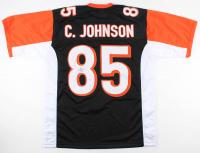"Chad ""Ochocinco"" Johnson Signed Jersey (JSA COA) at PristineAuction.com"