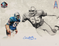"Elvin Bethea Signed Oilers 16x20 Photo Inscribed ""HOF '03"" (JSA COA) at PristineAuction.com"