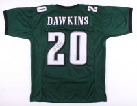 Brian Dawkins Signed Jersey (JSA COA) at PristineAuction.com