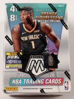 2019-20 Panini Mosaic Basketball Blaster Box of (32) Cards at PristineAuction.com