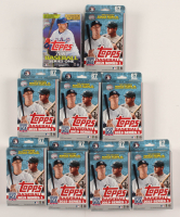 Lot of (9) Topps Series 1 Baseball Boxes with 2020 (7) Pack Blaster Box & (8) 2019 Hobby Boxes at PristineAuction.com