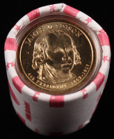 Vault Roll of (10) 2007 Uncirculated James Madison Presidential Dollars at PristineAuction.com