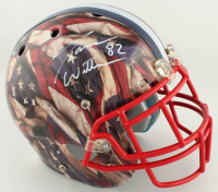 Jason Witten Signed Full-Size Authentic On-Field Hydro-Dipped Helmet (Beckett COA) at PristineAuction.com