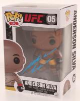 Anderson Silva Signed UFC #05 Anderson Silva Funko Pop! Vinyl Figure (PSA COA) at PristineAuction.com
