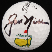 Jack Nicklaus Signed Golf Ball (JSA ALOA) at PristineAuction.com