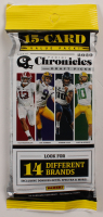 2020 Panini Chronicles Draft Picks Football Card Pack with (15) Cards at PristineAuction.com
