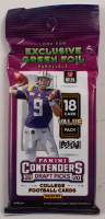 2020 Panini Contender Draft Picks Football Card Pack with (18) Cards at PristineAuction.com