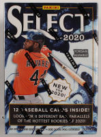 2020 Panini Select Baseball Blaster Box with (12) Cards at PristineAuction.com