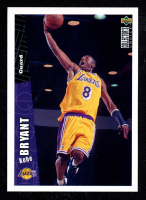 Kobe Bryant 1996-97 Collector's Choice #267 RC at PristineAuction.com