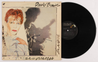 "David Bowie Signed ""Scary Monsters (and Super Creeps)"" Record Album Cover (JSA LOA) at PristineAuction.com"