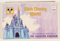 Walt Disney World Souvenir Photo Booklet at PristineAuction.com