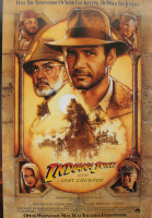 "Lot of (3) ""Indiana Jones"" 27x40 Posters at PristineAuction.com"