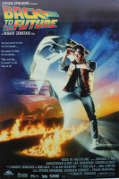 """Lot of (3) """"Back To The Future"""" 27x40 Posters at PristineAuction.com"""