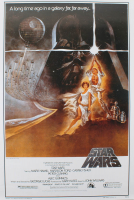 """""""Star Wars Episode IV: A New Hope"""" 27x40 Movie Poster at PristineAuction.com"""