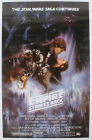 """Star Wars Episode V: Empire Strikes Back"" 27x40 Movie Poster at PristineAuction.com"