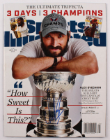 Alexander Ovechkin Signed 2018 Sports Illustrated Magazine (Beckett COA) at PristineAuction.com
