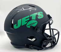 Sam Darnold Signed Jets Full-Size Eclipse Alternate Speed Helmet (Beckett COA & Darnold Hologram) at PristineAuction.com
