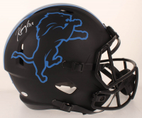 Kenny Golladay Signed Lions Full-Size Eclipse Alternate Speed Helmet (Beckett COA) at PristineAuction.com