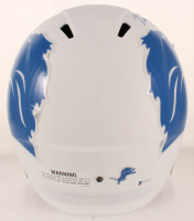 Kenny Golladay Signed Lions Matte White Full-Size Speed Helmet (Beckett COA) at PristineAuction.com