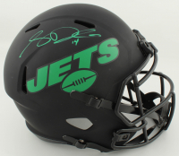 Sam Darnold Signed Jets Full-Size Eclipse Alternate Speed Helmet (Beckett COA) at PristineAuction.com