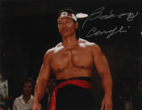 """Bolo Yeung Signed """"Bloodsport"""" 11x14 Photo Inscribed """"Chong Li"""" (AutographCOA Hologram) at PristineAuction.com"""