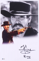"Michael Biehn Signed ""Tombstone"" 11x17 Photo Inscribed ""Ringo"" (Beckett COA) at PristineAuction.com"