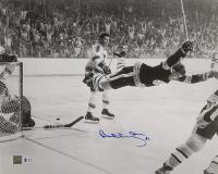 Bobby Orr Signed Bruins 16x20 Photo (Orr COA & Beckett COA) at PristineAuction.com