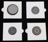 World War II: 4 Coin Collection at PristineAuction.com
