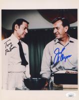 "Tony Randall & Jack Klugman Signed ""The Odd Couple"" 8x10 Photo (JSA COA) at PristineAuction.com"