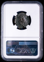 Philip IV 1652 Spain 8 Maravedis - Spanish Colonial Cob Coin (NGC AG3 BN) at PristineAuction.com