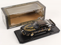 "Burt Reynolds Signed LE ""Smokey & the Bandit II"" 1977 Pontiac Trans AM 1:24 Scale Die Cast Car (Beckett COA) at PristineAuction.com"