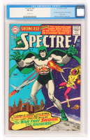 "1966 ""The Spectre"" Issue #60 DC Showcase Comic Book (CGC 6.0) at PristineAuction.com"