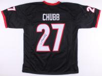 Nick Chubb Signed Jersey (JSA Hologram) at PristineAuction.com