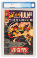 "1966 ""Hulk"" Issue #82 Tales To Astonish Comic Book (CGC 7.5) at PristineAuction.com"
