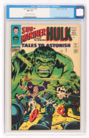 "1966 ""Hulk"" Issue #81 Tales To Astonish Comic Book (CGC 6.5) at PristineAuction.com"