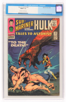 "1966 ""Hulk"" Issue #80 Tales To Astonish Comic Book (CGC 7.0) at PristineAuction.com"