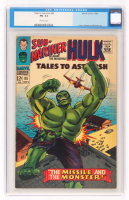 "1966 ""Hulk"" Issue #85 Tales To Astonish Comic Book (CGC 5.5) at PristineAuction.com"