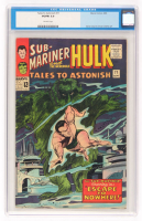 "1965 ""Hulk"" Issue #71 Tales To Astonish Comic Book (CGC 5.0) at PristineAuction.com"
