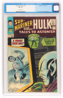 "1965 ""Hulk"" Issue #72 Tales To Astonish Comic Book (CGC 5.5) at PristineAuction.com"