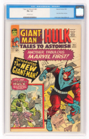 "1965 ""Hulk"" Issue #65 Tales To Astonish Comic Book (CGC 6.5) at PristineAuction.com"