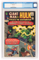 "1965 ""Hulk"" Issue #69 Tales To Astonish Comic Book (CGC 4.0) at PristineAuction.com"