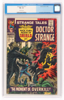 "1966 ""Doctor Strange"" Issue #151 Strange Tales Comic Book (CGC 6.5) at PristineAuction.com"