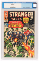 "1966 ""Nick Fury Agent of S.H.I.E.L.D."" Issue #140 Strange Tales Comic Book (CGC 7.0) at PristineAuction.com"