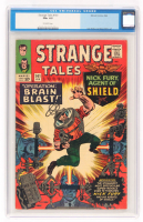 "1966 ""Nick Fury Agent of S.H.I.E.L.D."" Issue #141 Strange Tales Comic Book (CGC 6.5) at PristineAuction.com"