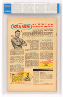 """1966 """"Nick Fury Agent of S.H.I.E.L.D."""" Issue #141 Strange Tales Comic Book (CGC 6.5) at PristineAuction.com"""