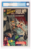 "1966 ""Hulk"" Issue #86 Tales To Astonish Comic Book (CGC 7.5) at PristineAuction.com"
